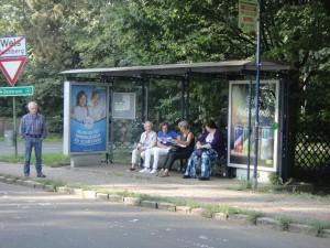 2017 IAKLF Puchberg Bushaltestelle (3)